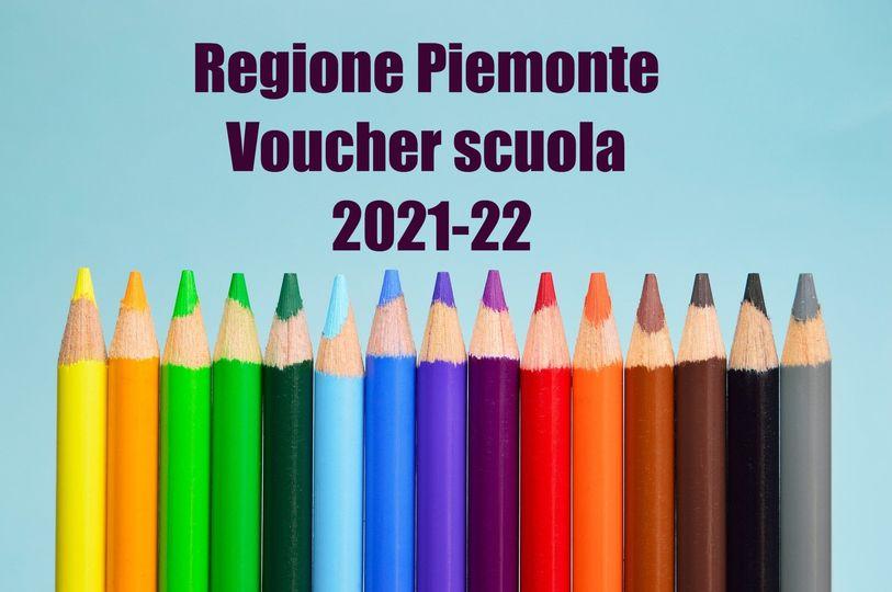 Regione Piemonte – Voucher 2021