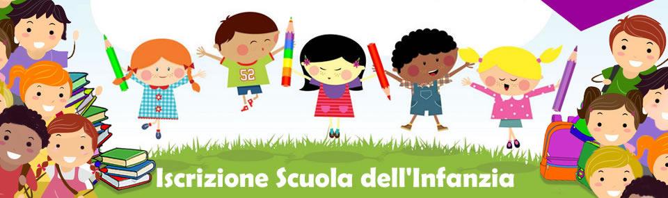 ISCRIZIONE SCUOLA DELL'INFANZIA a.s. 2019/2020