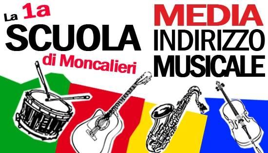 SCUOLA MEDIA MUSICALE A MONCALIERI